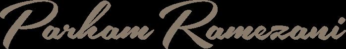 parham ramezani logo